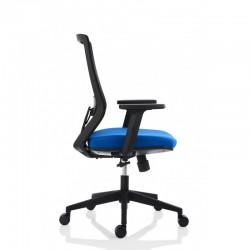 Scaun birou ergonomic ZEN blue - 2