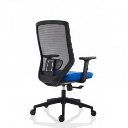 Scaun birou ergonomic ZEN blue - 3