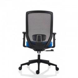 Scaun birou ergonomic ZEN blue - 4
