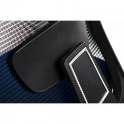 Scaun birou ergonomic ZEN blue - 6