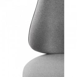 Scaun Birou Felix Grey - 4
