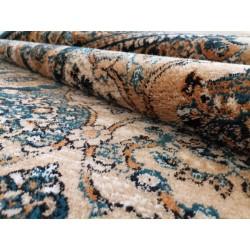 Covor lana Forenza smarald - 2