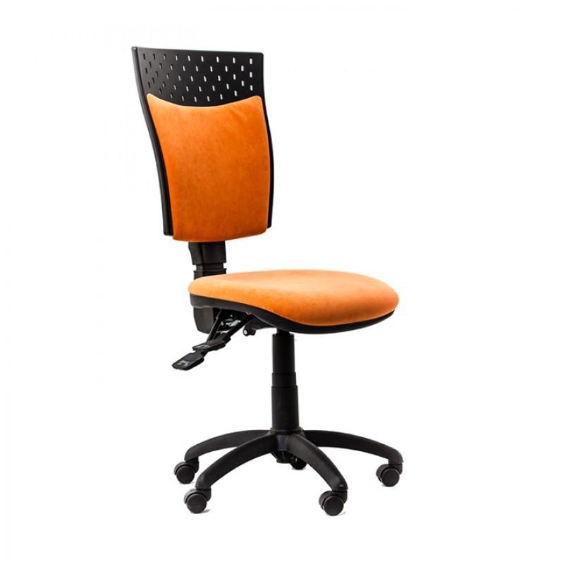 Scaun birou operativ Asyn Orange - 1