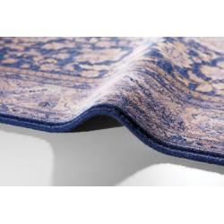 Covor lana Hathor albastru inchis - 5