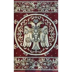 Covor Vultur Bicefal dreptunghi 003 - 6